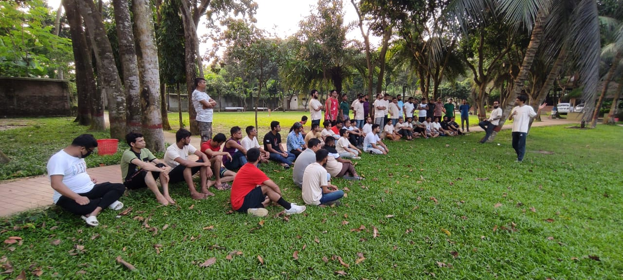 Team Building Activity by Rope4 Outdoor Education